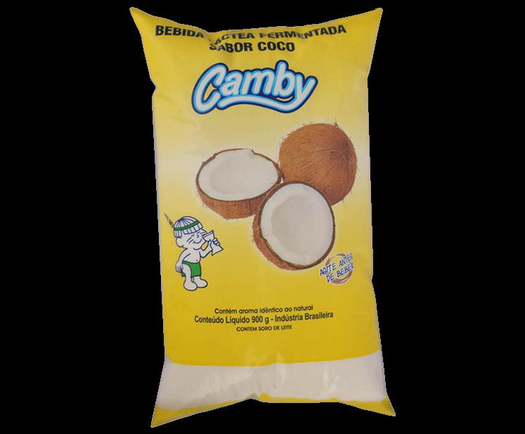 Bebida láctea fermentada - Coco